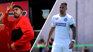 Oribe y Méndez cambiarían de equipo para el Clausura 2020.