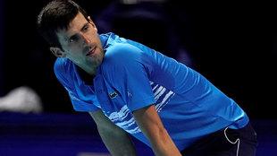 Djokovic cae con Thiem y se la jugará con Federer