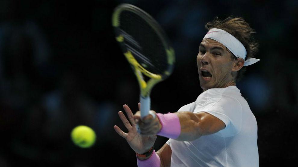 Dominic Thiem destrona al campeón y sueña con el título — FINALES ATP