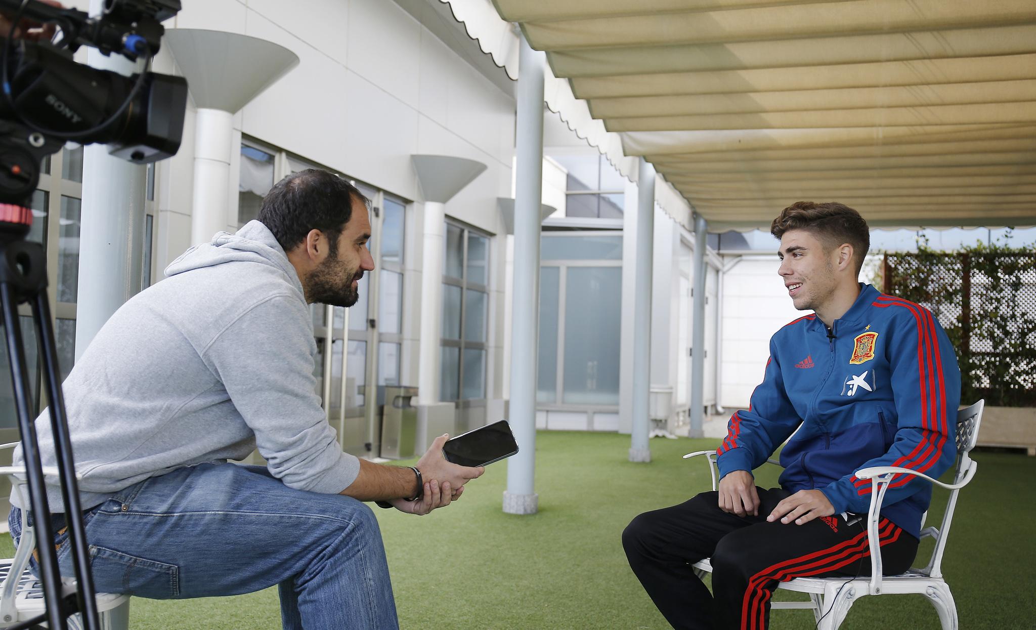 REPORTAJE DURANTE LA CONCENTRACIÓN DE LA SELECCIÓN ESPAÑOLA EN EL HOTEL ATTICA DE LAS ROZAS