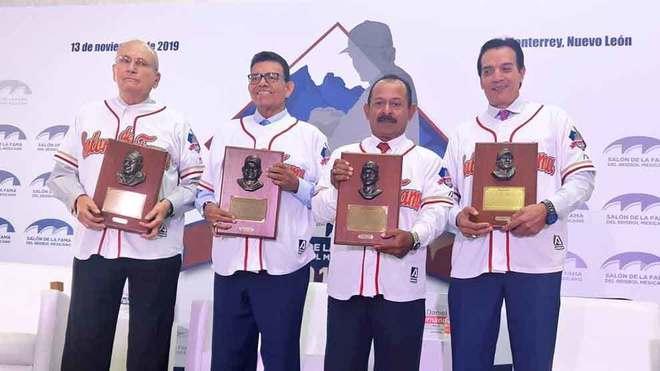 Los nuevos habitantes del olímpo beisbolero mexicano.