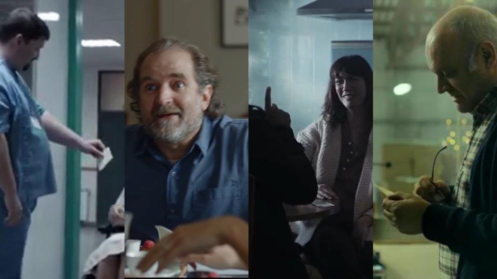 El anuncio de la Loteria de Navidad 2019 son 4 emotivas historias en...