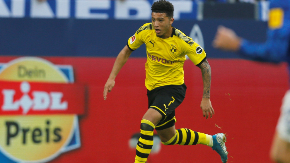 Liverpool end Mbappe interest to chase Jadon Sancho signing