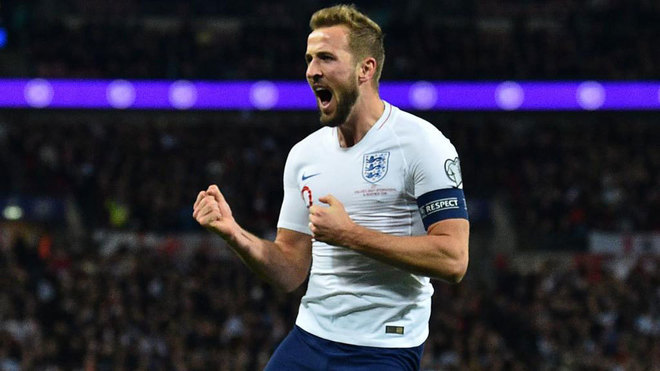 England qualify for Euro 2020 with victory over Montenegro - MARCA.com