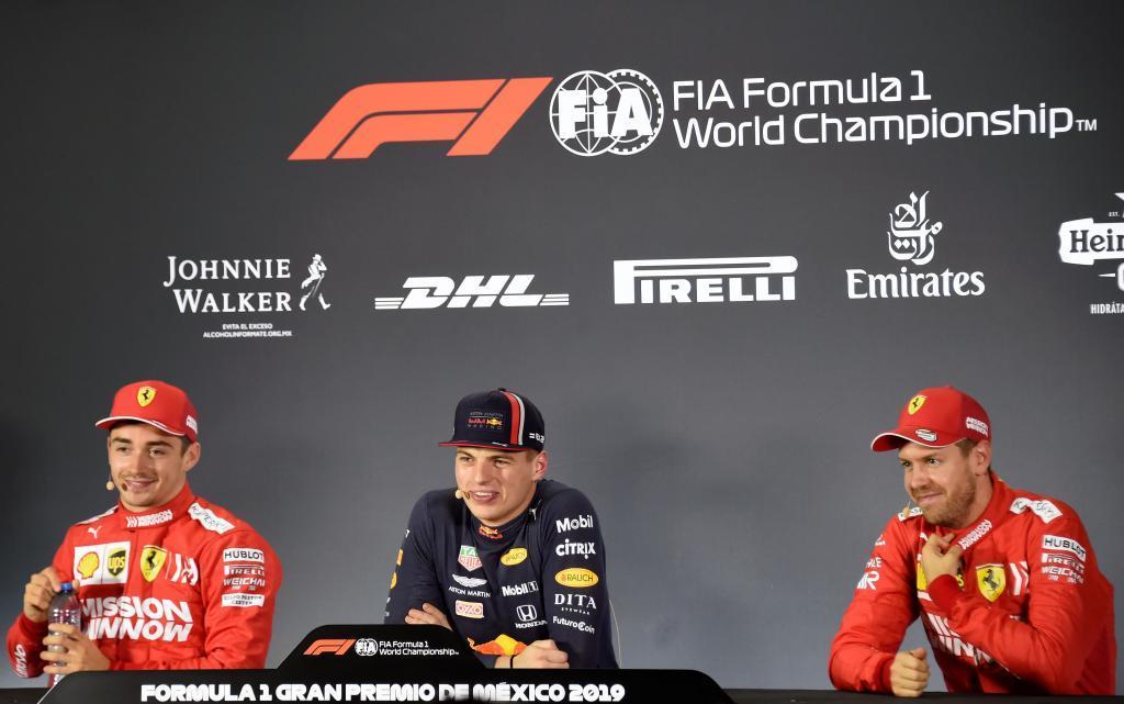 Verstappen gana la 'pole position' en Brasil