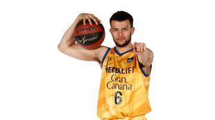 Luke Nelson, ex Gran Canaria y Betis, nuevo jugador del Baxi Manresa.