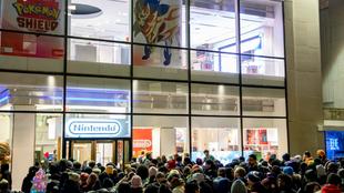 Los fanáticos de la saga de Pokémon esperaban ansionsos la salida de...