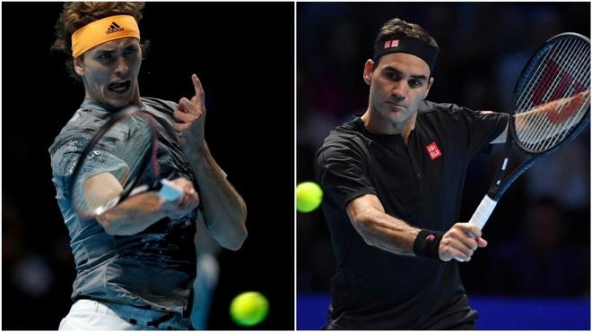 Zverev y Federer se verán las caras en la capital argentina