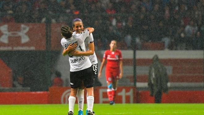 Pachuca da un importante paso a las semifinales de la Liga MX Femenil - Marca Claro México