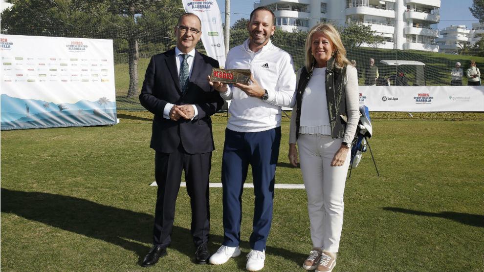 Juan Ignacio Gallardo, director de MARCA, Sergio García, nuevo MARCA...