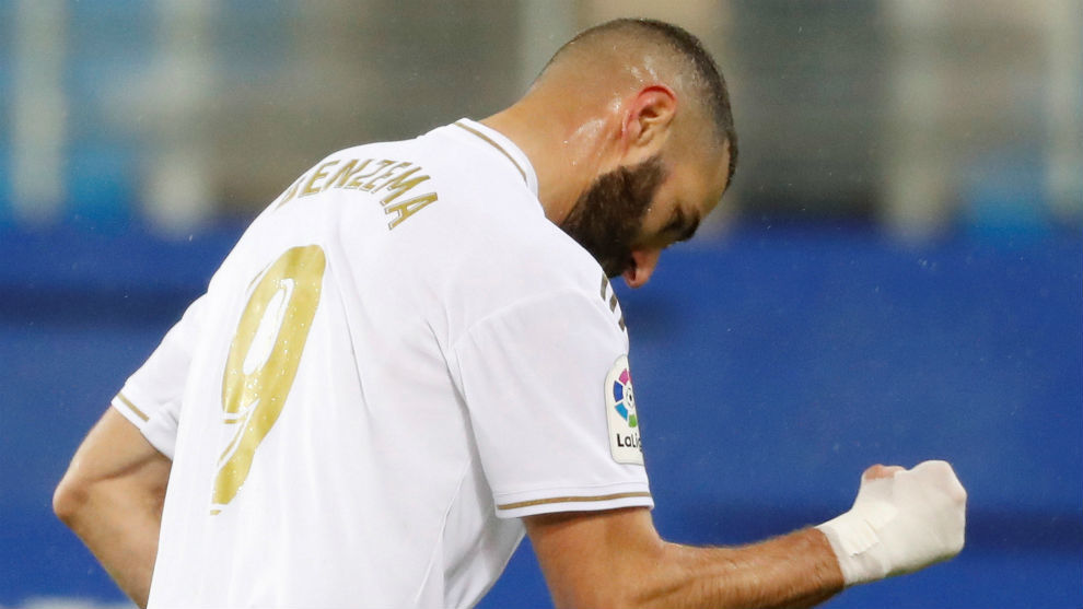 Real Madrid striker Benzema: Let me play for another country