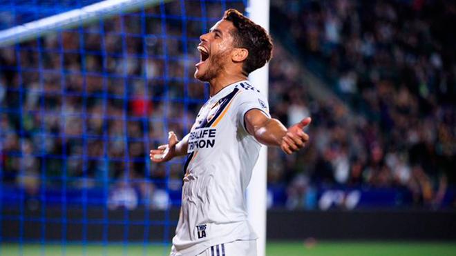 """Jonathan dos Santos: """"Mi pensamiento ahora mismo es retirarme con el Galaxy"""""""