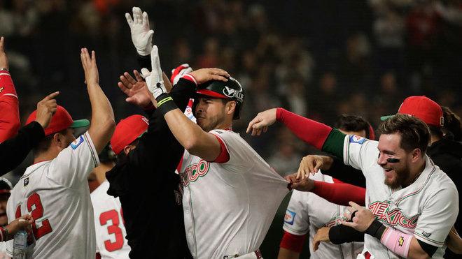 México consigue su primer boleto a unos Juegos Olímpicos en béisbol