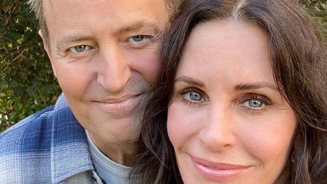Mónica Geller, el amor de Chandler Bing en 'Friends' y en la vida...