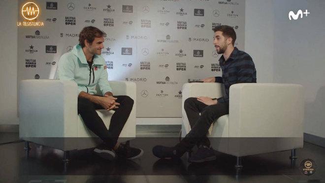 Roger Federer, el invitado de 'La Resistencia' que dio el mayor...