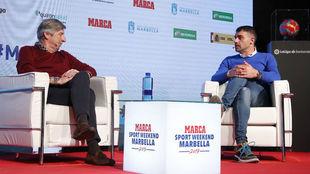 Eusebio Unzué y Óscar Pereiro