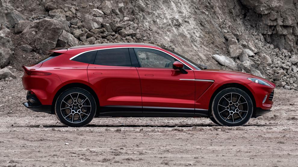 Aston Martin Dbx Un Elegante Suv Deportivo Para Encandilar A James Bond Marca Com