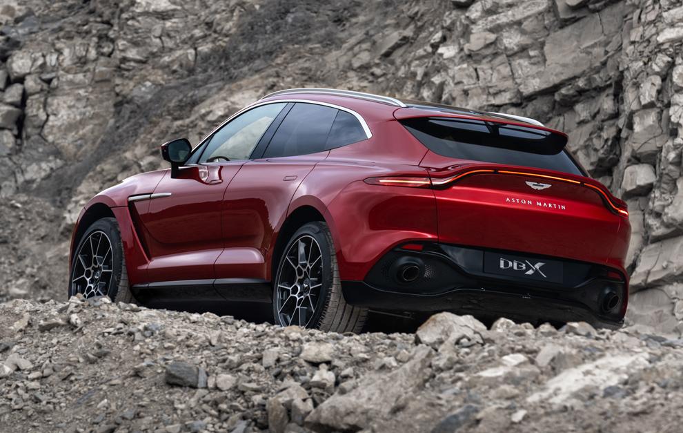 Aston Martin DBX: el más deportivo entre los crossover