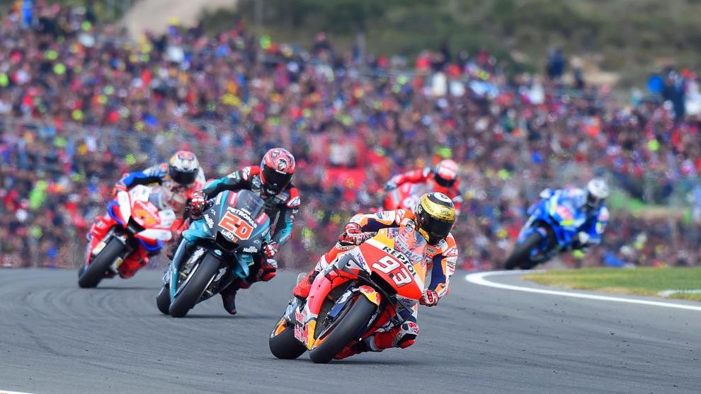 GP Valencia MotoGP 2019: Marc Márquez gana en el adiós de Lorenzo ...