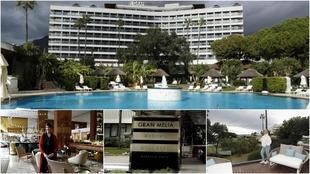 El hotel Don Pepe.