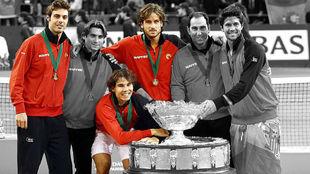 El equipo español que ganó la última Ensaladera en 2011