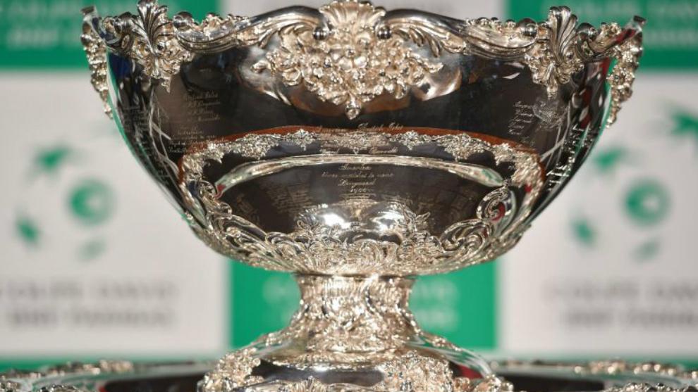 Dónde ver en television y online la Copa Davis 2019.