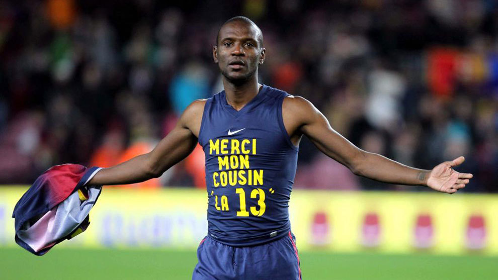 Abidal's cousin: I hope Eric wasn't involved, because if he was this will get ugly - MARCA.com