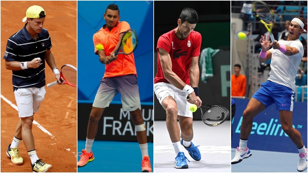 Grupos, equipos, jugadores y capitanes de la Copa Davis 2019.