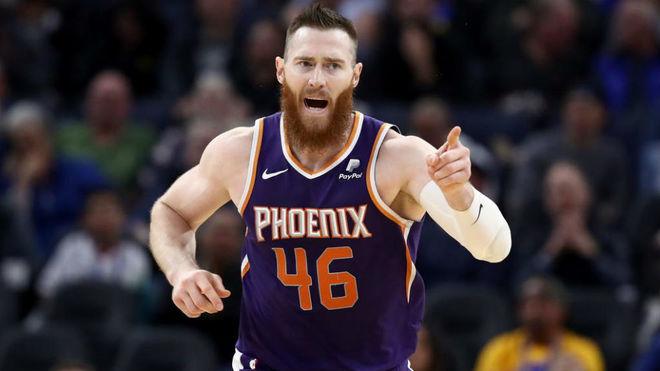 Aron Baynes es uno de los protagonistas de la revelación de los Suns