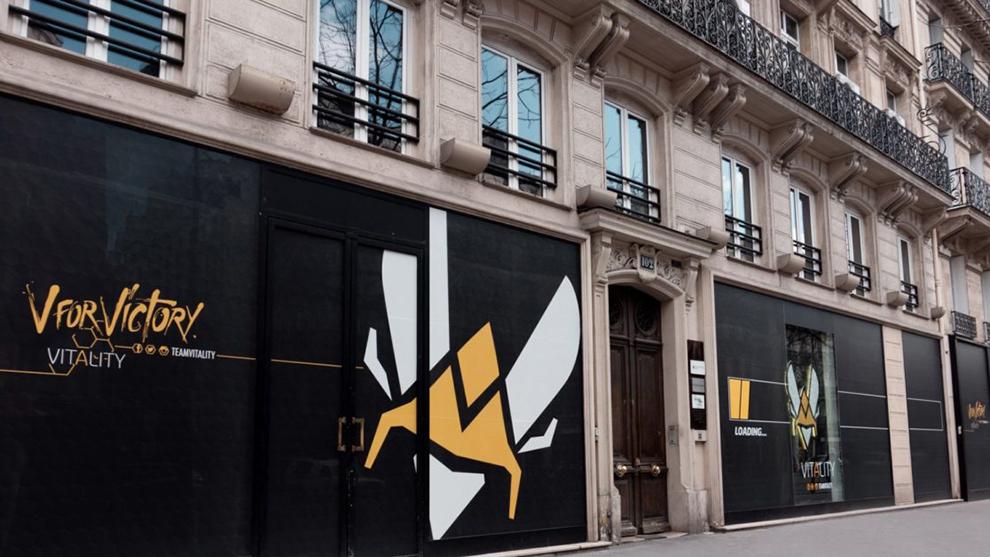 Vitality inaugura su 'paraíso esports' en el centro de París - MARCA.com
