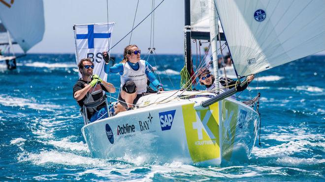 España se une a la Sailing Champions League - MARCA.com