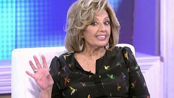 María Teresa Campos vuelve a Atresmedia.