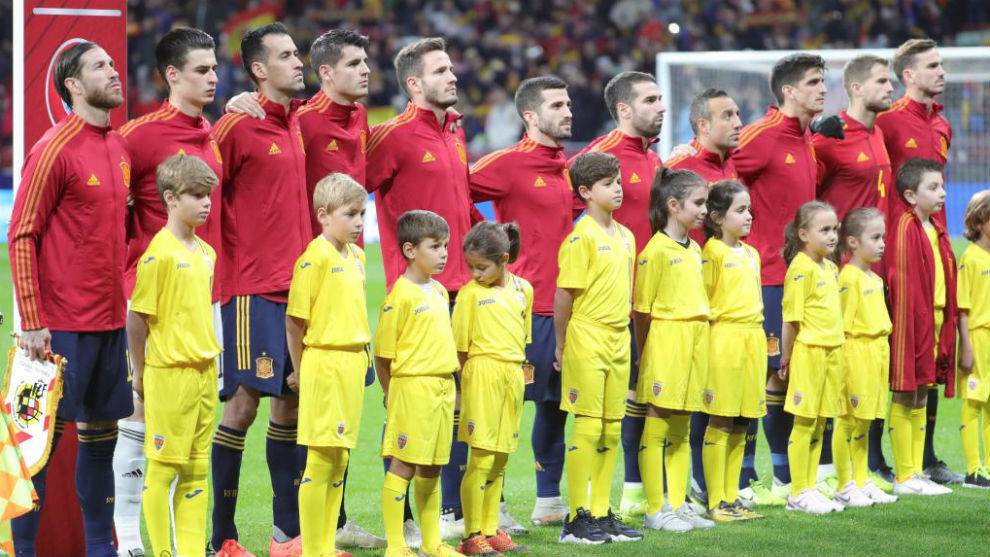 Spain player ratings v Romania: Fabian Ruiz wants to play at Euro 2020 - MARCA.com