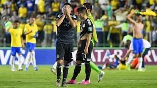 México perdió su segunda final en un Mundial sub 17.