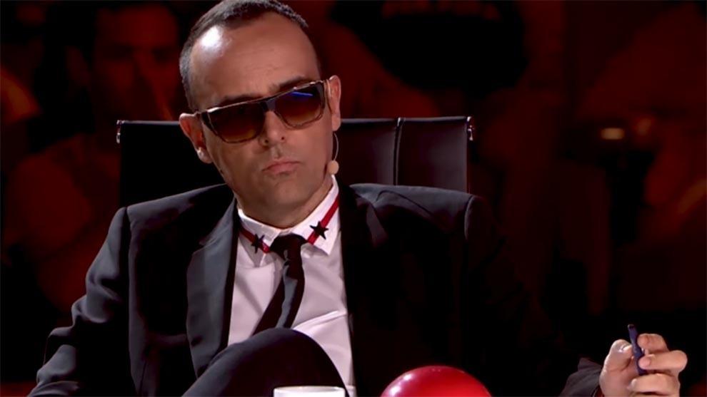 Risto Mejide podría abandonar 'Got Talent' pronto