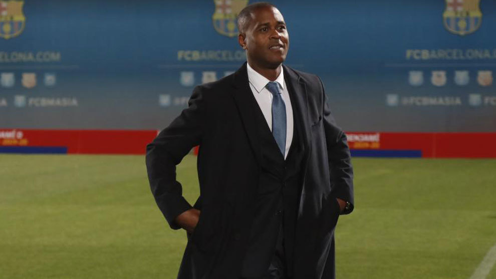 Kluivert: There are four people who know what happened with Valdes - MARCA.com