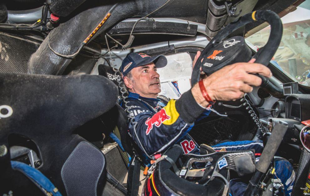 Carlos Sainz buscará su tercer Dakar en coches.