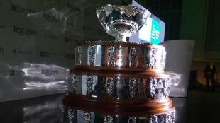 La Copa Davis que se pone en juego esta semana en Madrid