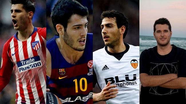 Morata, Abrines, Parejo y Perxitaa, nuevos fichajes del Ramboot Club...