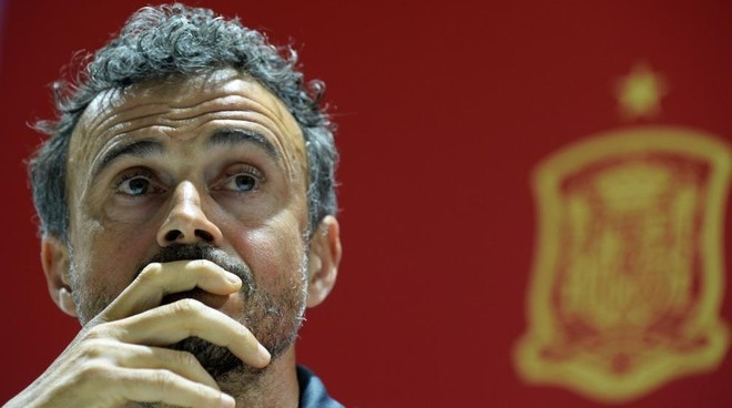 Luis Enrique back in Spain job after daughter's death