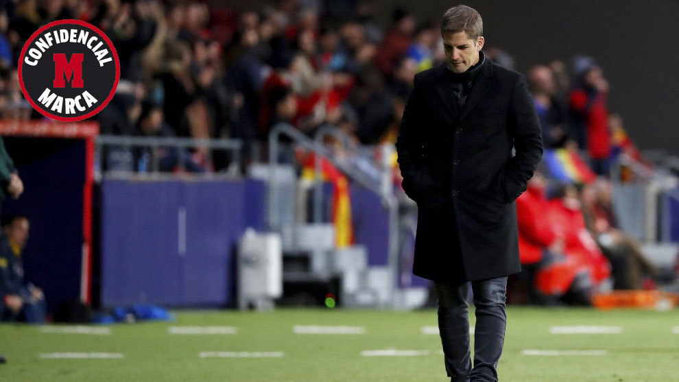 Spain coach Moreno to be replaced by Luis Enrique
