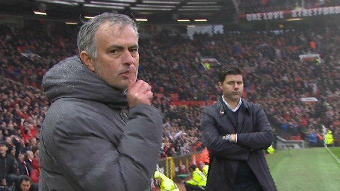 Image result for mourinho tottenham