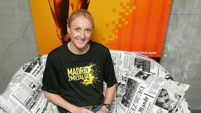 Paula Radcliffe, en una imagen de archivo