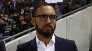Bordalás en el Espanyol - Getafe de la temporada 17/18