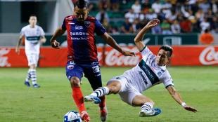 Zacatepec y Atlante disputaron la ida de la semifinal del Ascenso MX