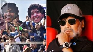 Maradona renunció al Gimnasia y Esgrima