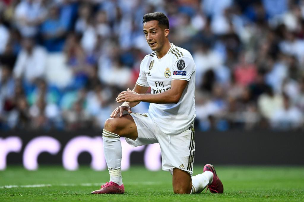 Lucas Vazquez: Real Madrid winger 'drops weight' which breaks toe