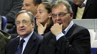 Juan Carlos Sánchez, responsable del baloncesto del Real Madrid,...