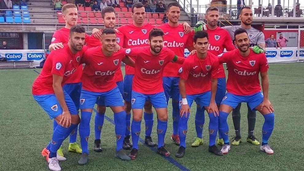 Once titular del rival del Sevilla en la Copa.