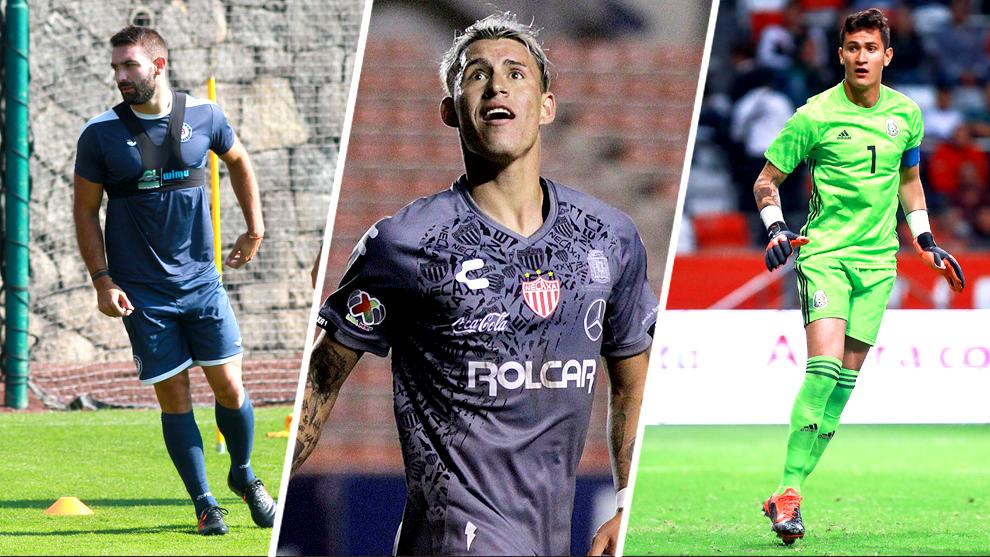 Martín Cauteruccion, Cristian Calderón y Raúl Gudiño protagonizan...